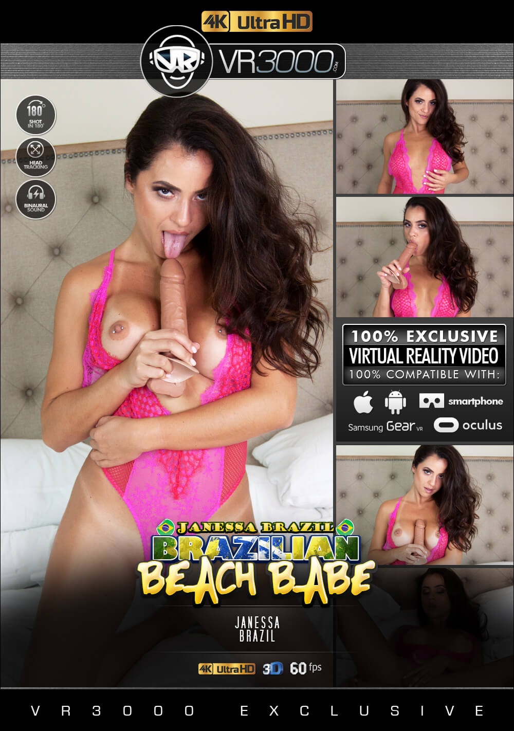 Brazilian Beach Babe